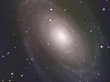 M81 - ONE HOUR single Exposure [Dan Price]